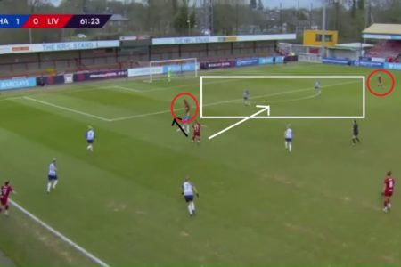 Has Rachel Furness improved Liverpool Women - scout report - tactical analysis tactics