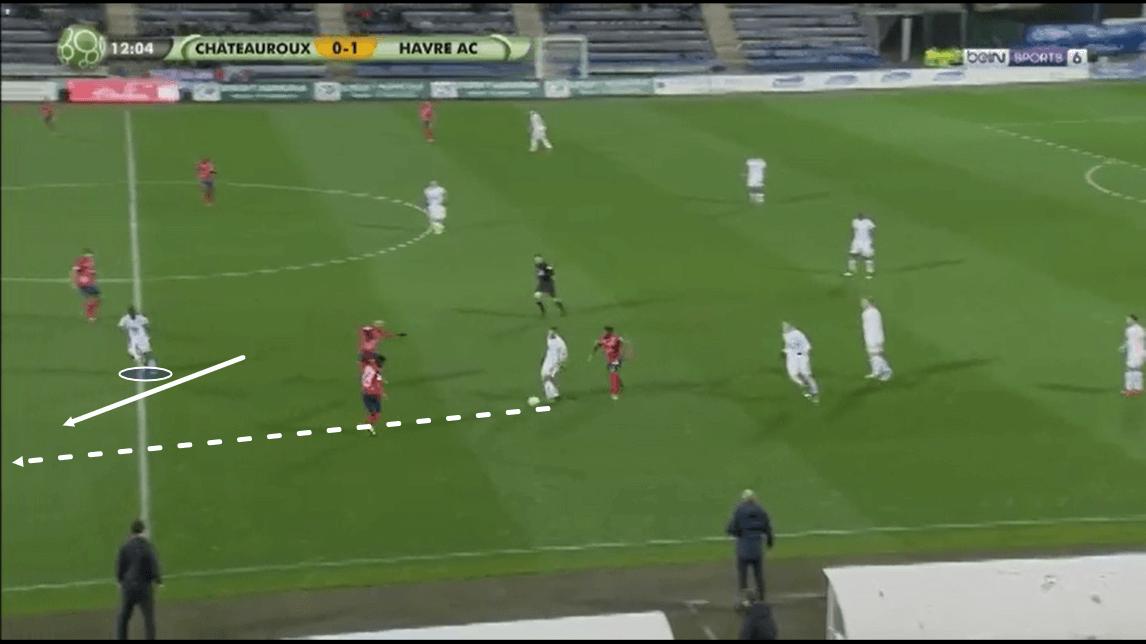 Tinotenda Kadewere 2019/20 - scout report - tactical analysis - tactics