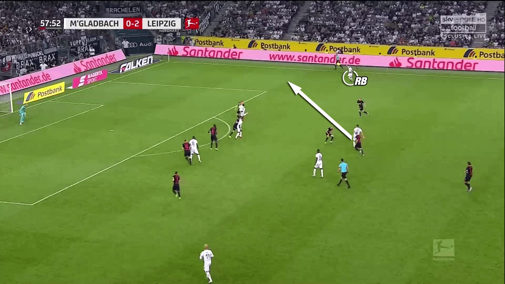 Florian Neuhaus 2019/20 - scout report tactical analysis tactics