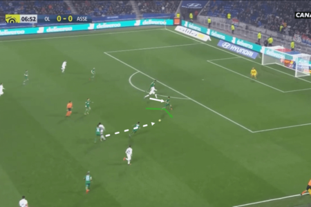 William Saliba 2019/20 - scout report - tactical analysis tactics