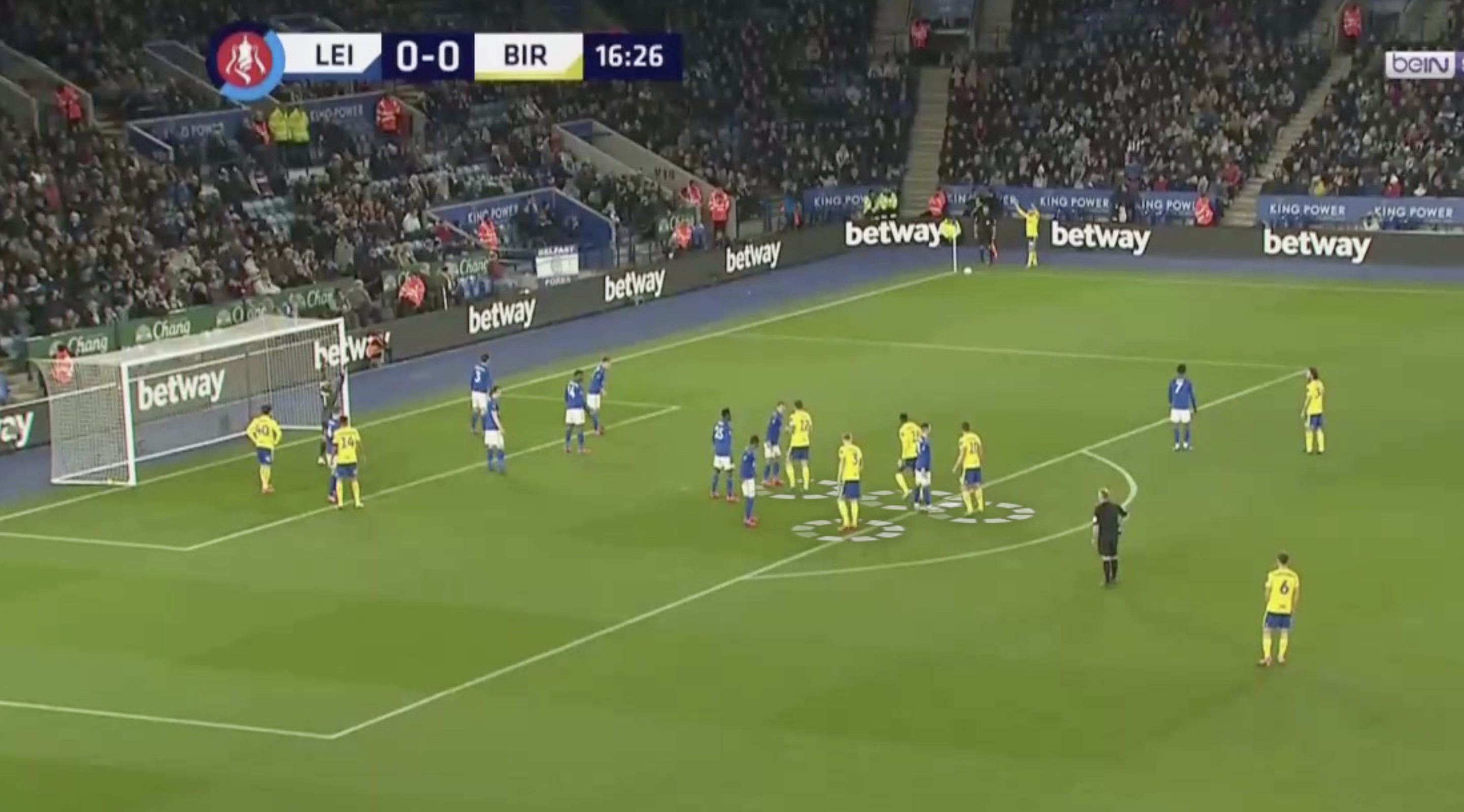 FA Cup 2019/20: Leicester City vs Birmingham City – tactical analysis tactics
