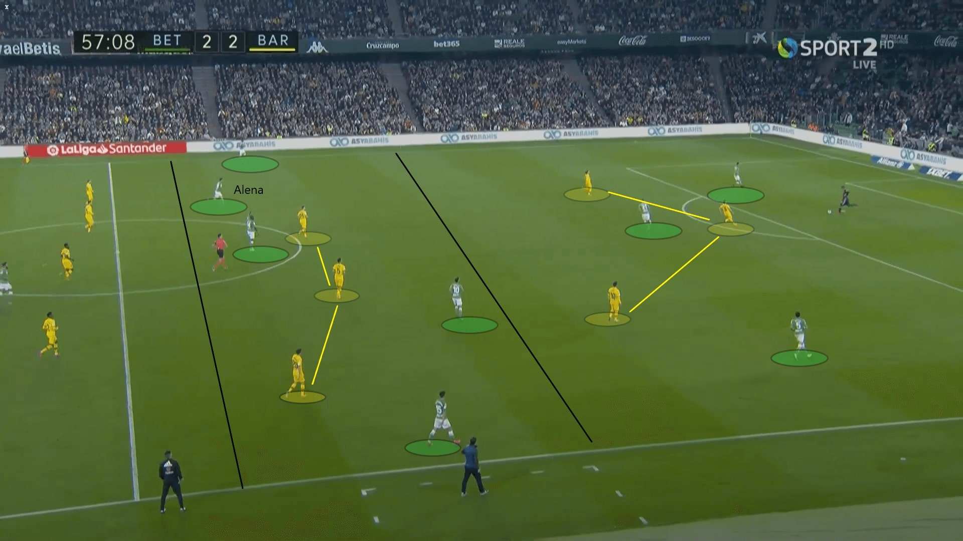 Quique Setien: His Barcelona approach tactical analysis tactics