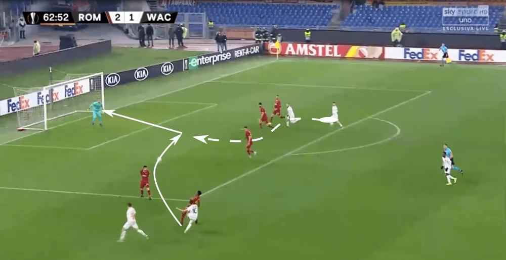 Shon Weissman 2019/20 - scout report - tactical analysis tactics