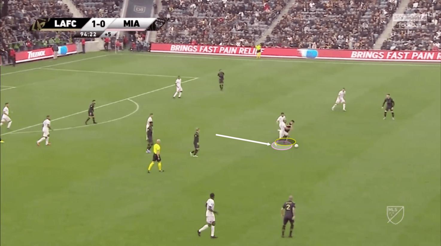 Rodolfo Pizarro: Inter Miami's first talisman - tactical analysis tactics