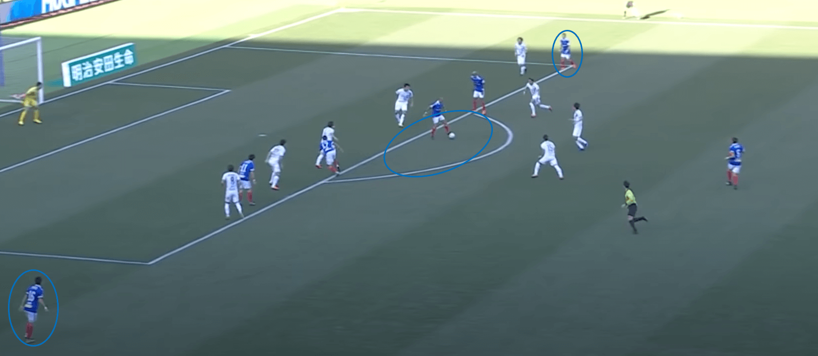 Yokohama F. Marinos: 2020 team analysis – scout report tactical analysis tactics