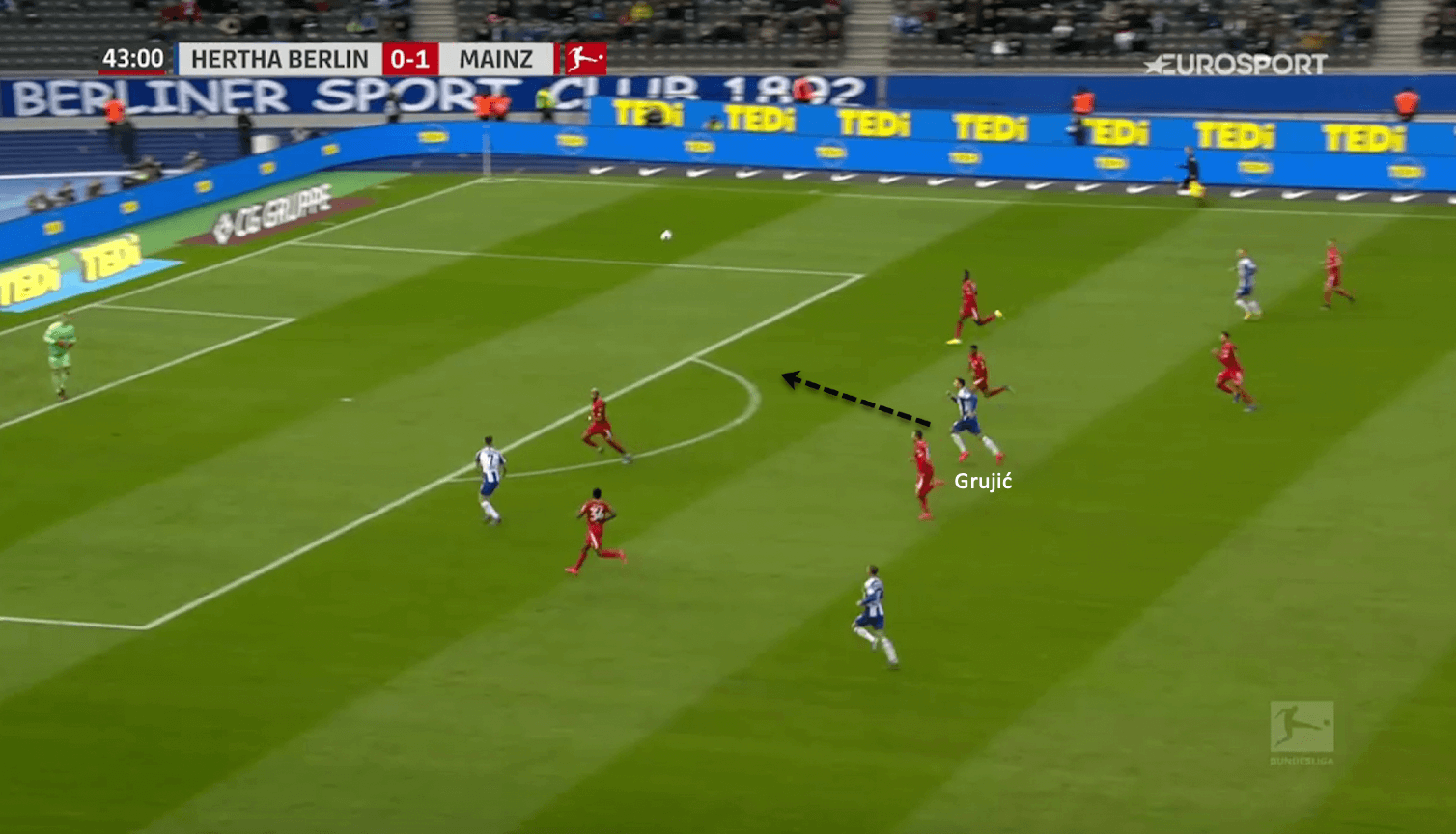 Marko Grujić: Can he fit at Liverpool? tactical analysis tactics