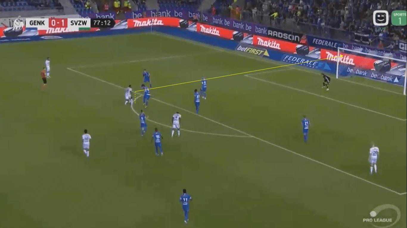 Saido Berahino: A Belgian renaissance? - scout report - tactical analysis tactics