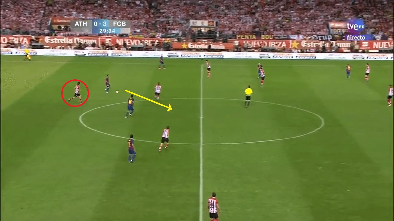Copa del Rey 2012: Bilbao vs Barcelona – tactical analysis tactics
