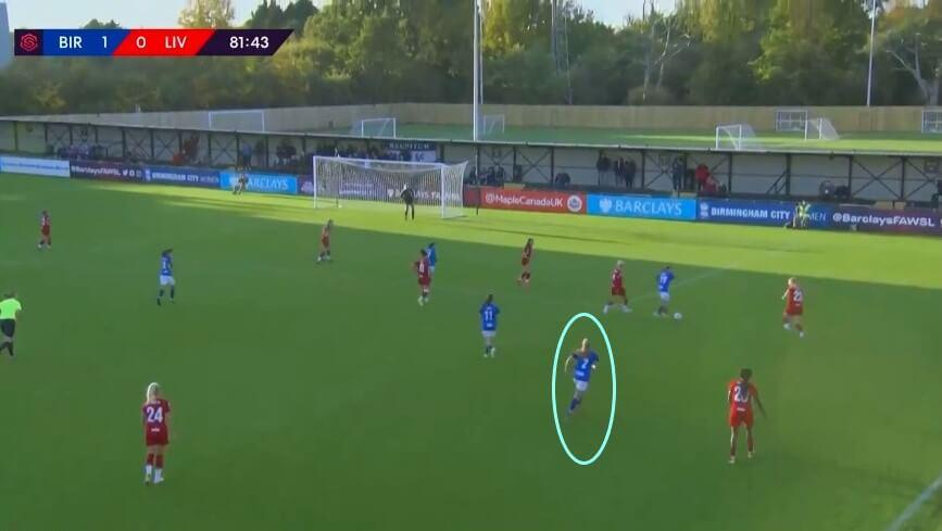 Birmingham City Women 2019/2020: Surviving WSL relegation - scout report - tactical analysis tactics