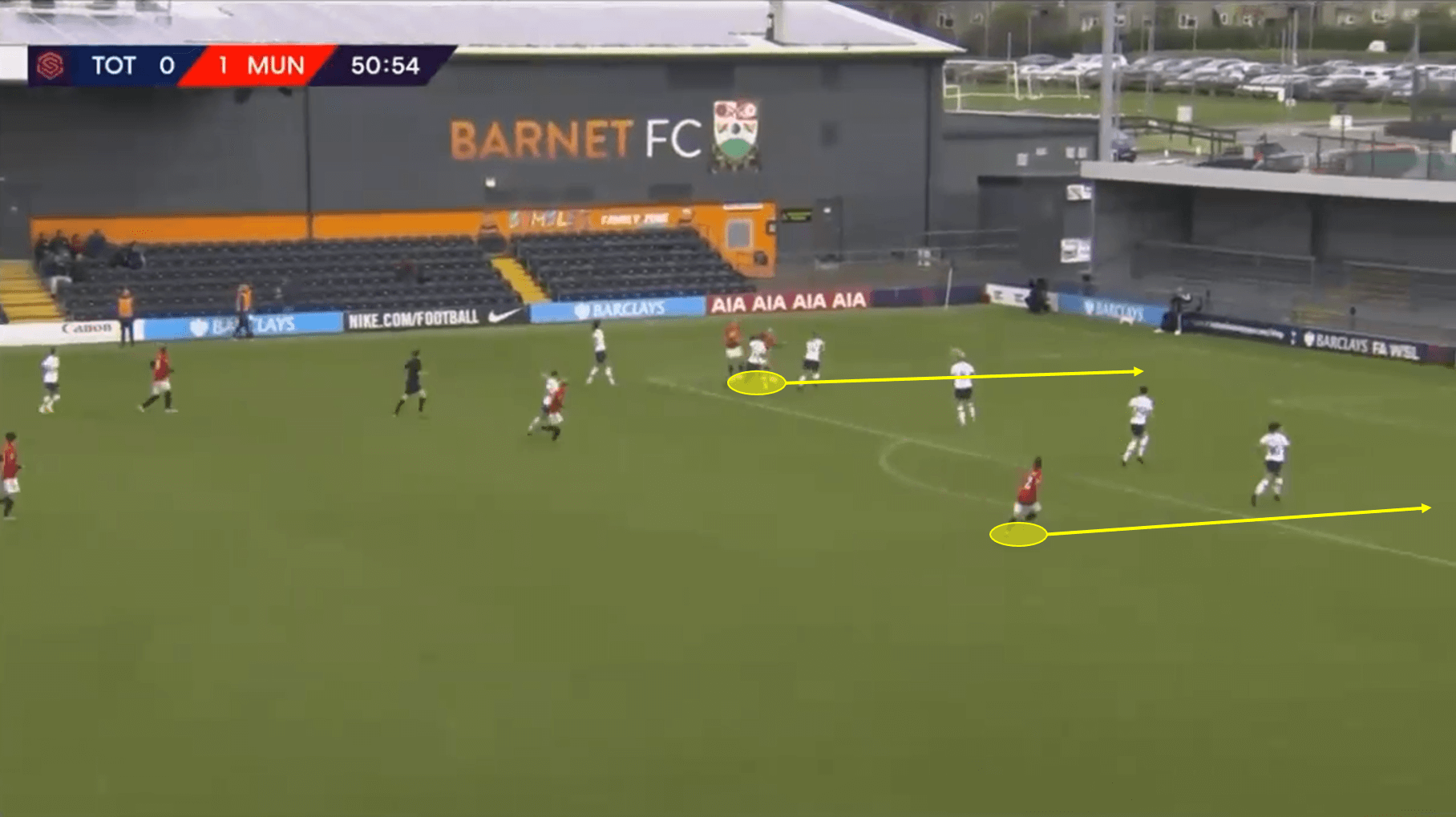 Leah Galton 2019/20 - scout report tactical analysis tactics