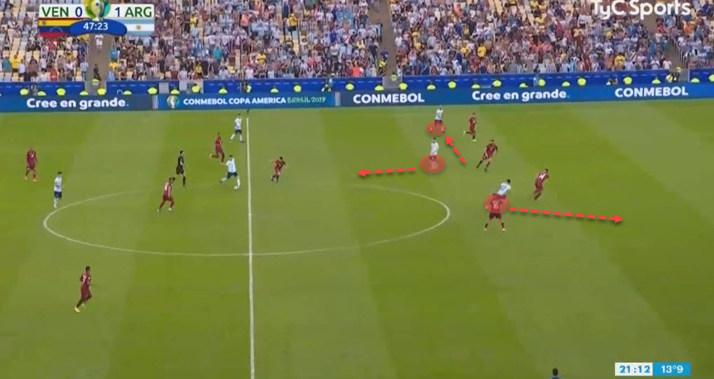 Lautaro Martinez at Barcelona 2019/20 - scout report - tactical analysis tactics