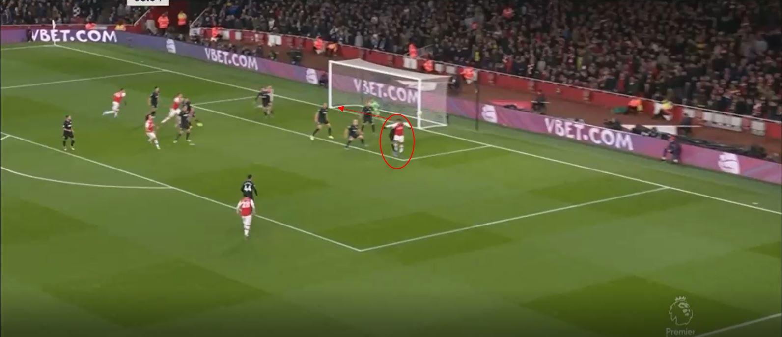 Premier League 2019/20: Offensive set piece trends- tactical analysis tactics