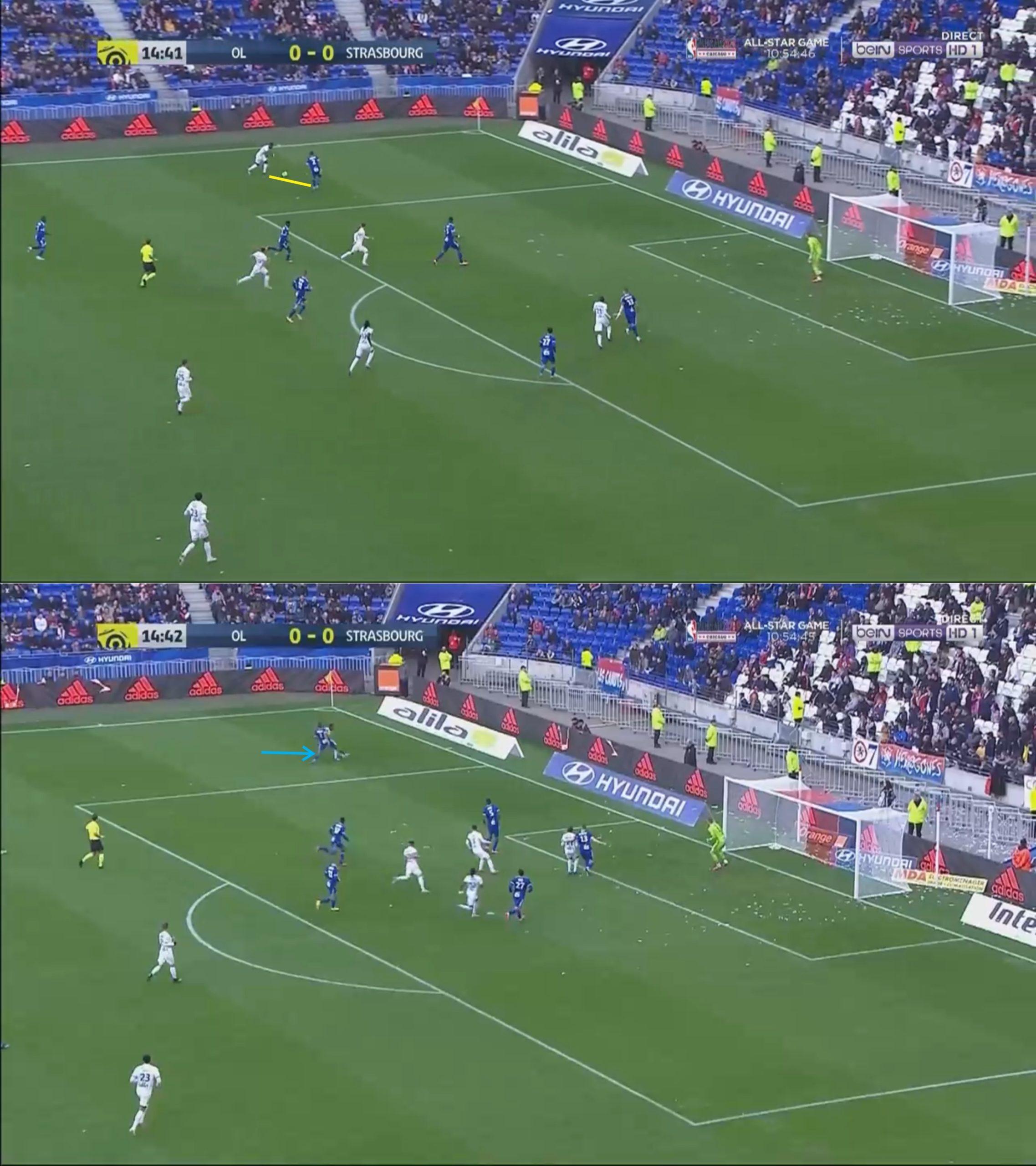 Mohamed Simakan 2019/20 - scout report tactical analysis tactics