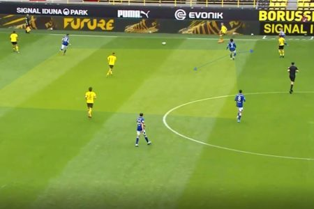 Bundesliga 2019/20: Borussia Dortmund vs Schalke- tactical analysis tactics