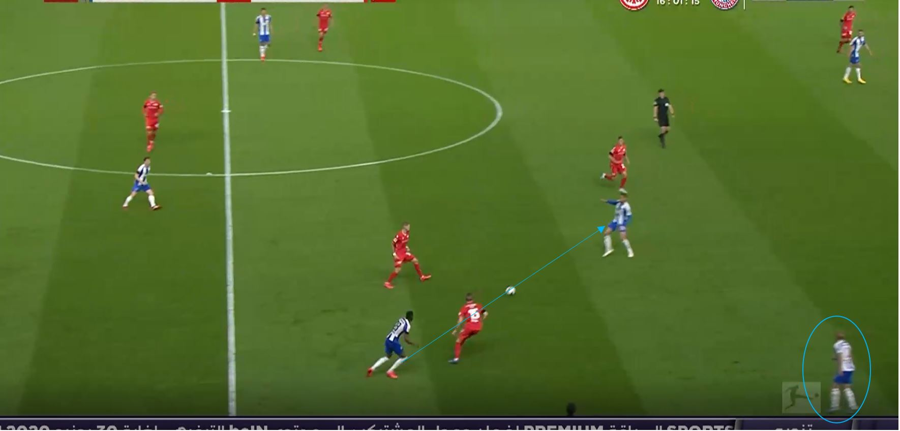 Bundesliga 2019/20: Hertha Berlin vs Union Berlin- tactical analysis tactics