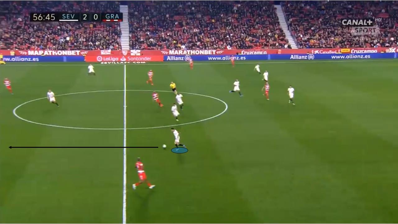 Sergio Reguilón 2019/20- scout report - tactical analysis tactics