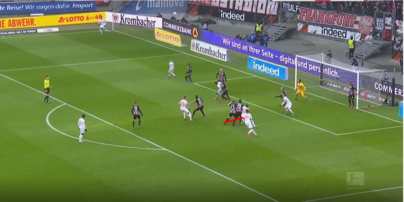 Bundesliga 2019/20: RB Leipzig - set piece analysis tactical analysis tactics