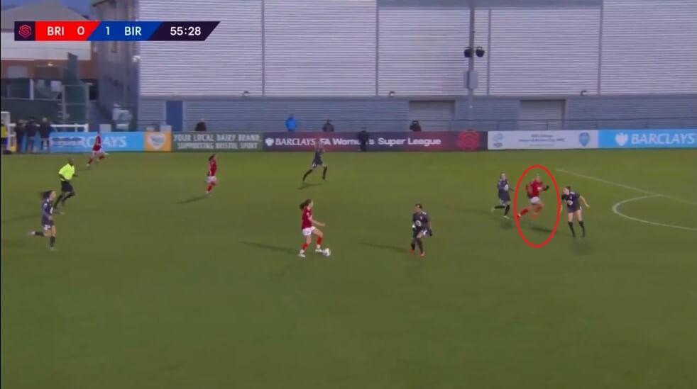 Bristol City Women 2019/2020: Surviving WSL relegation - scout report - tactical analysis tactics