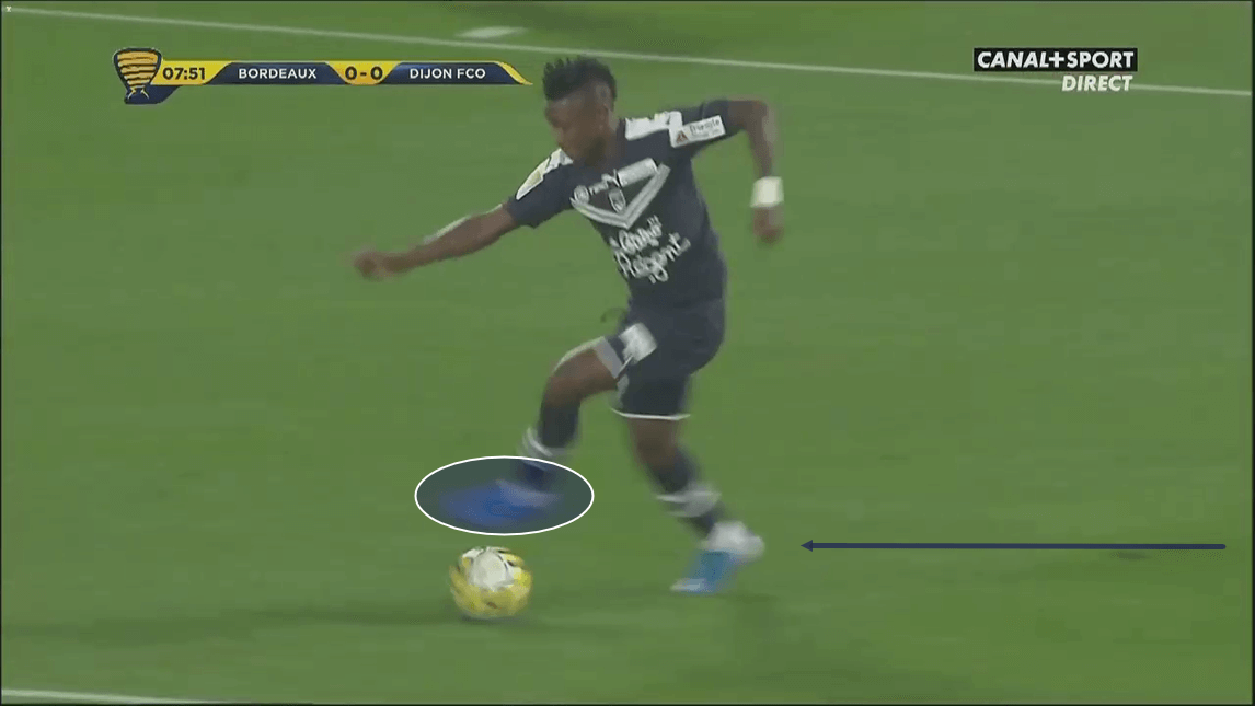 Samuel Kalu 2019/20 - scout report - tactical analysis tactics