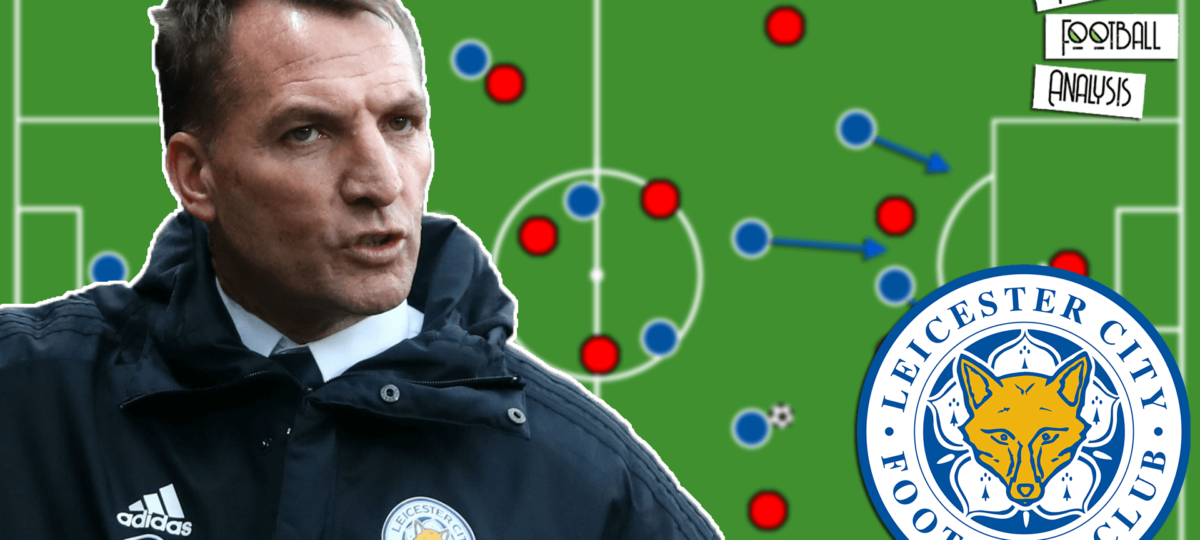 Video: Leicester City's counter-attacking tactics explained - scout report tactical analysis tactics