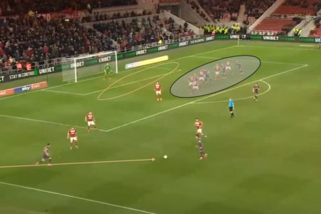 EFL Championship 2019/20: Leeds United - set piece analysis - tactical analysis tactics