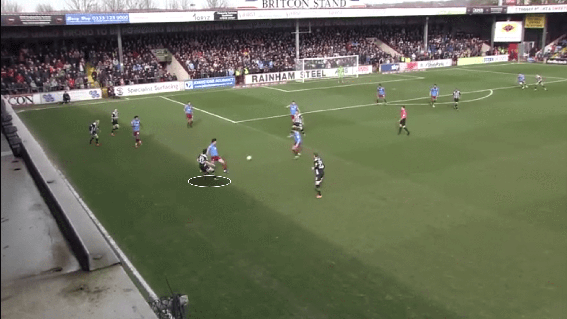 Ian Holloway at Grimsby Town 2019/20 - tactical analysis tactics