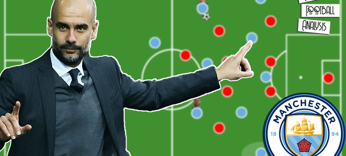Video: Pep Guardiola's full-back tactics at Manchester City explained - tactical analysis tactics