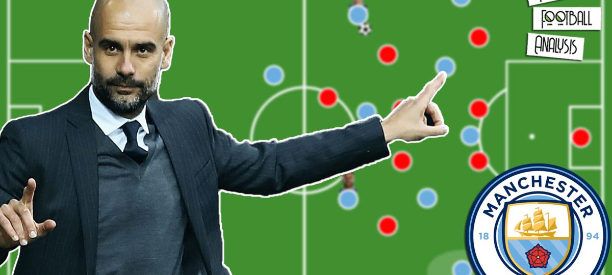 Video: Pep Guardiola's full-back tactics at Manchester City explained - tactical analysis tactics