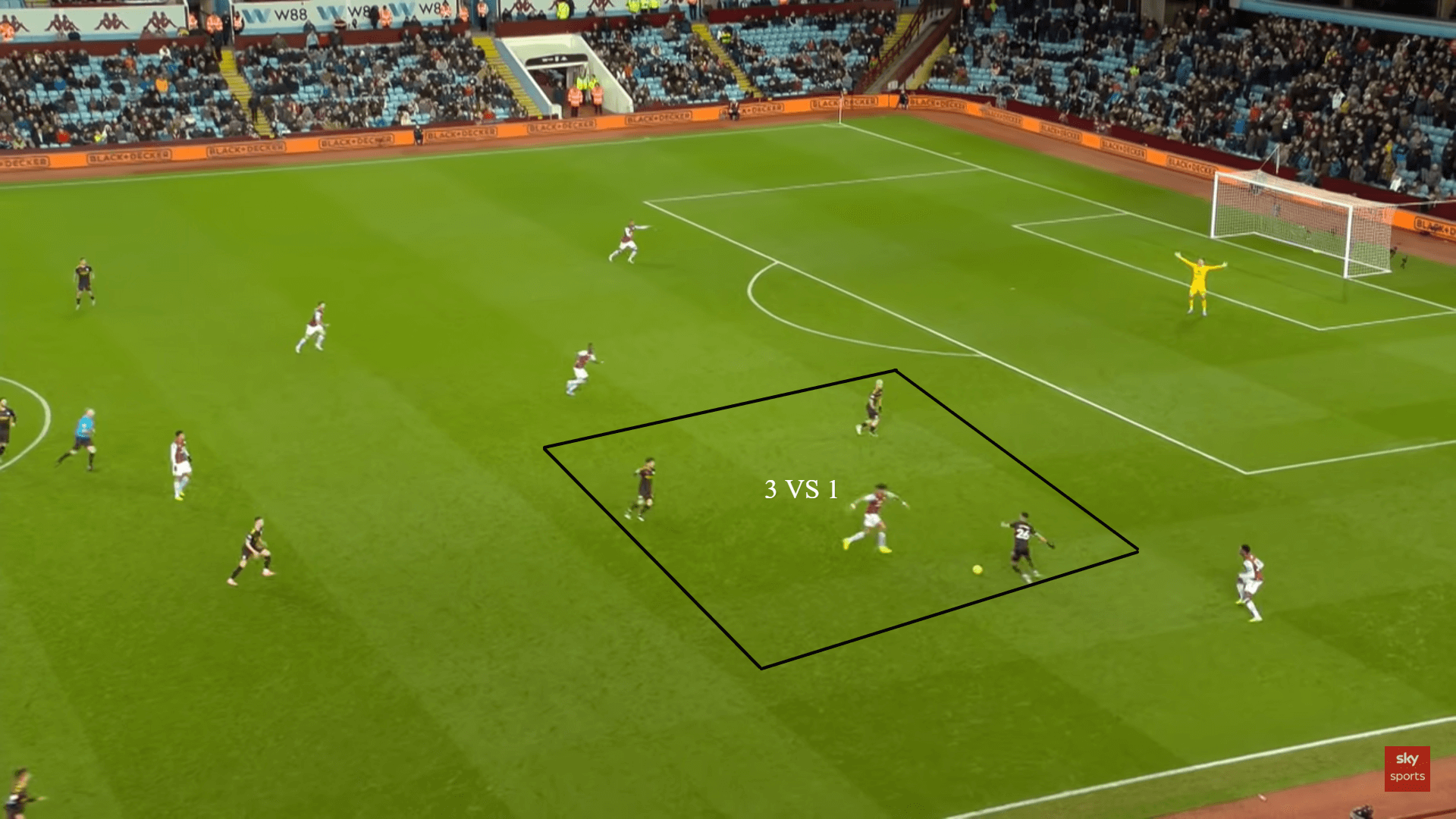 Tactical Therory: What football can learn from the famous triangle offence in basketball - tactical analysis tactics