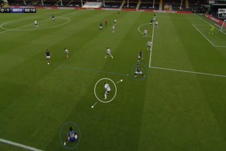EFL Championship 2019/20 - Fulham vs Brentford - tactical analysis tactics