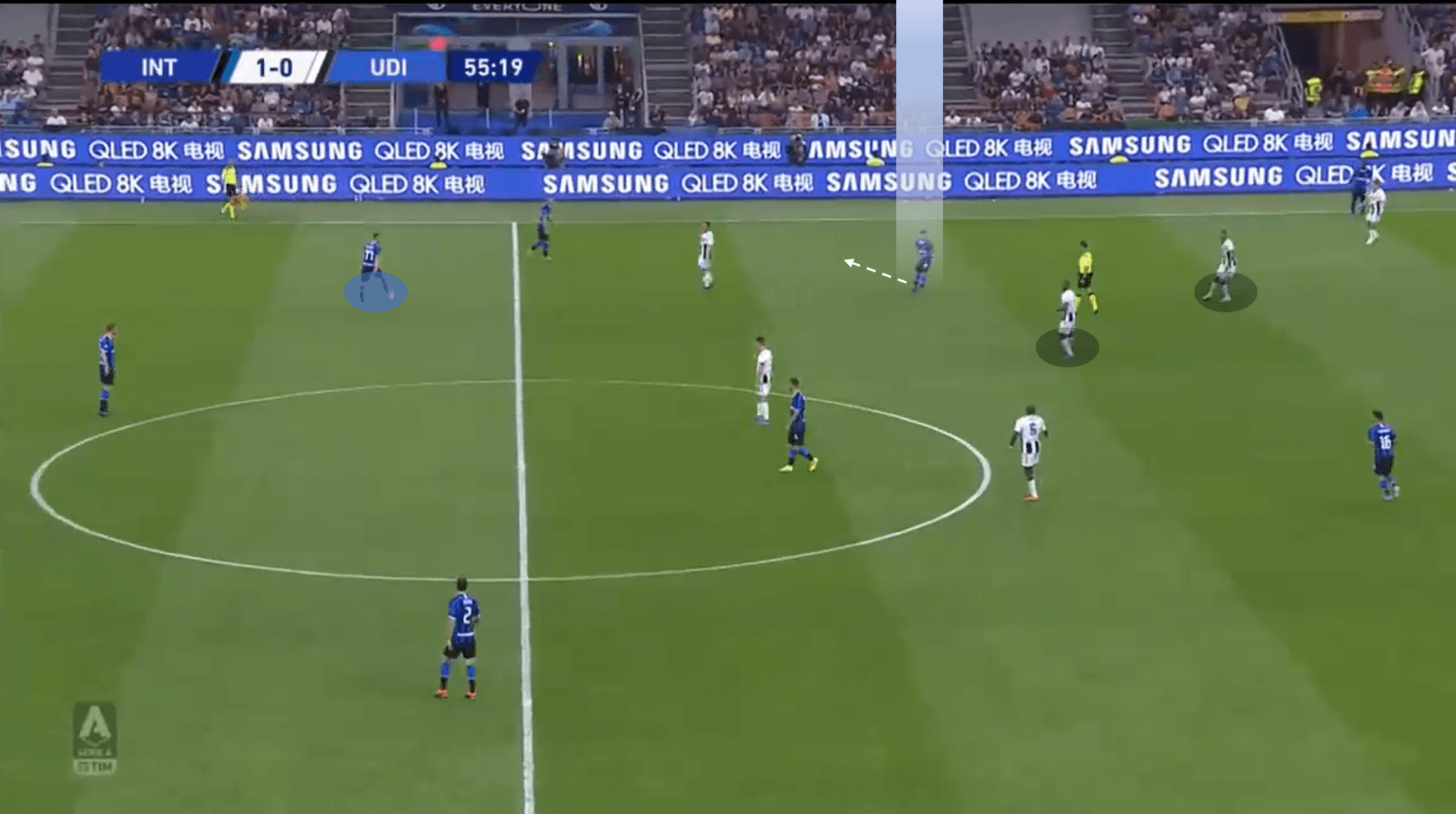 Why Inter should sign Stefano Sensi – scout report tactical analysis tactics