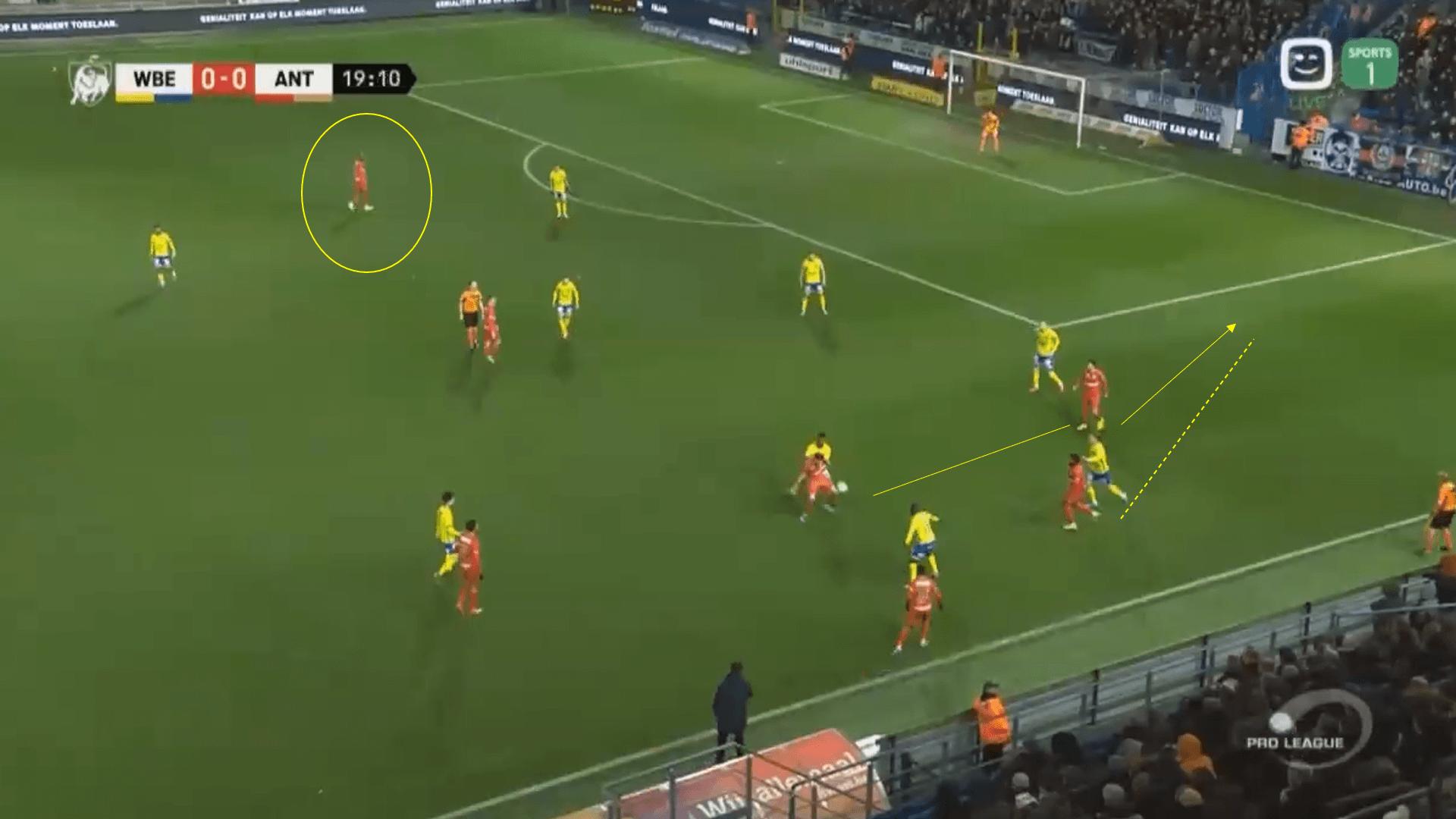Didier Lamkel Zé 2019/20 - scout report - tactical analysis tactics