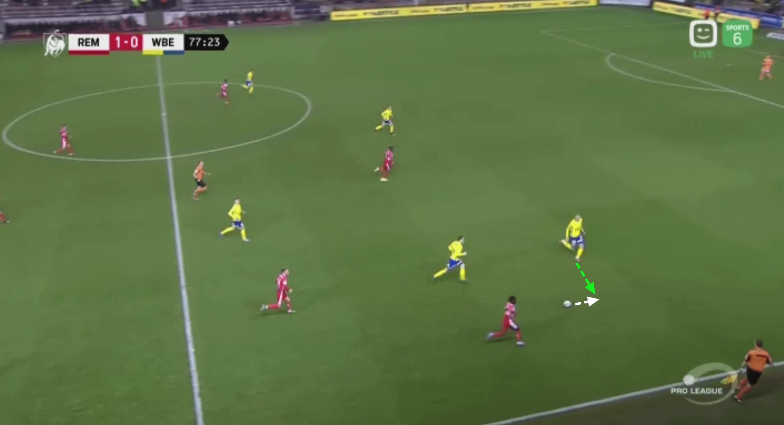 Aleksandar Vukotic 2019/20 - scout report - tactical analysis tactics