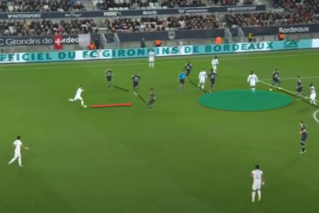 Maxence Caqueret 2019/20 – scout report - tactical analysis tactics