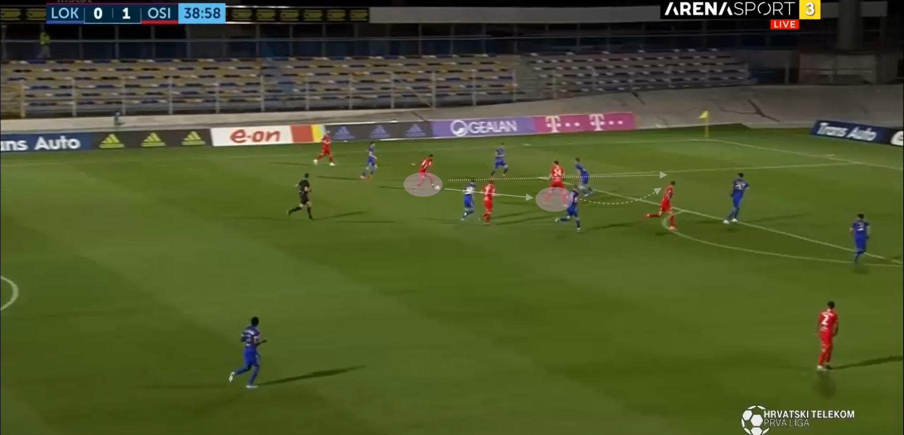 Mirko Maric 2019/20 - scout report - tactical analysis tactics
