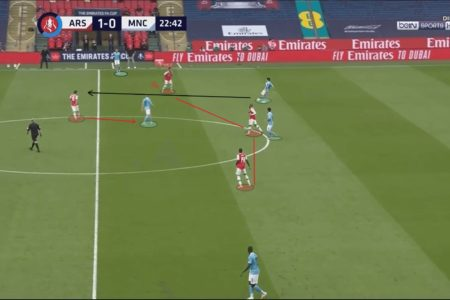FA Cup 2019/20: Arsenal vs Manchester City - tactical analysis tactics