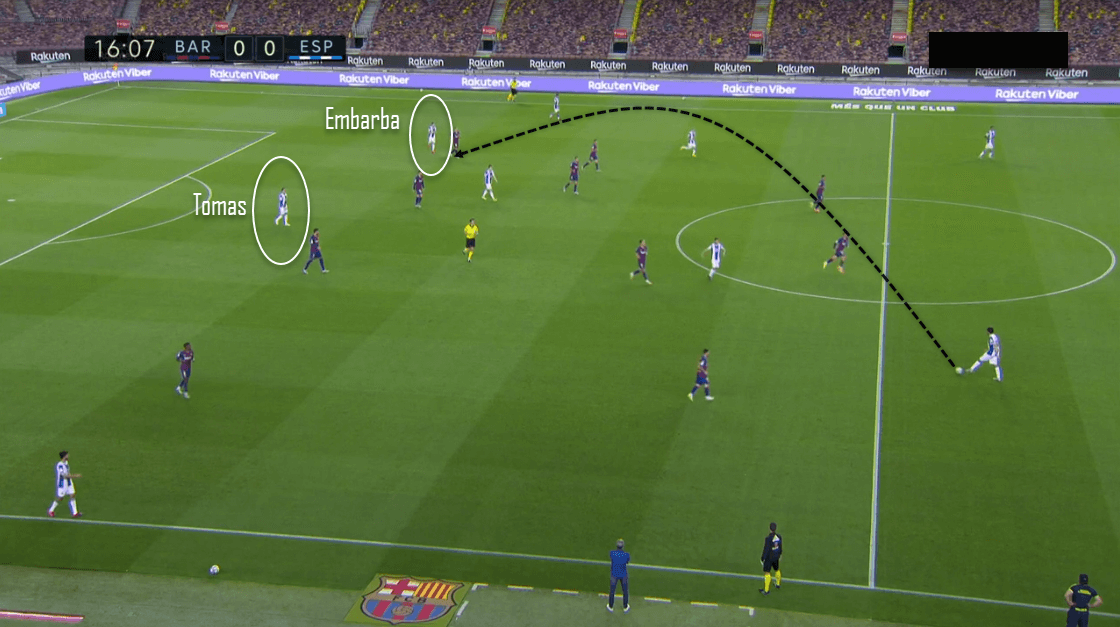 La Liga 2019/20: Barcelona vs. Espanyol - tactical analysis tactics