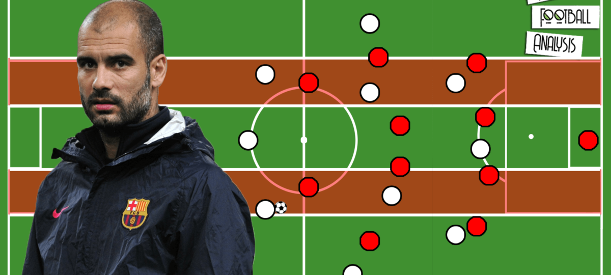 Video: Half-Spaces in football | How to use the half-spaces to progress the ball - tactical analysis tactics