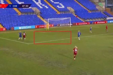Amalie Thestrup: What Liverpool Women need? - scout report - tactical analysis tactics