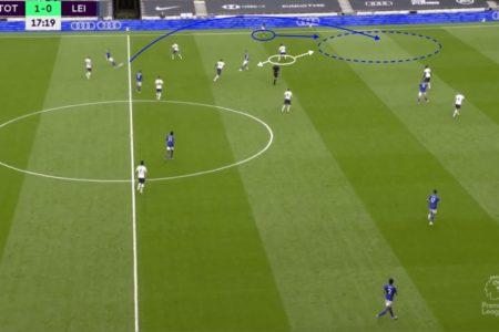Premier League 2019/20: Tottenham vs Leicester - tactical analysis tactics