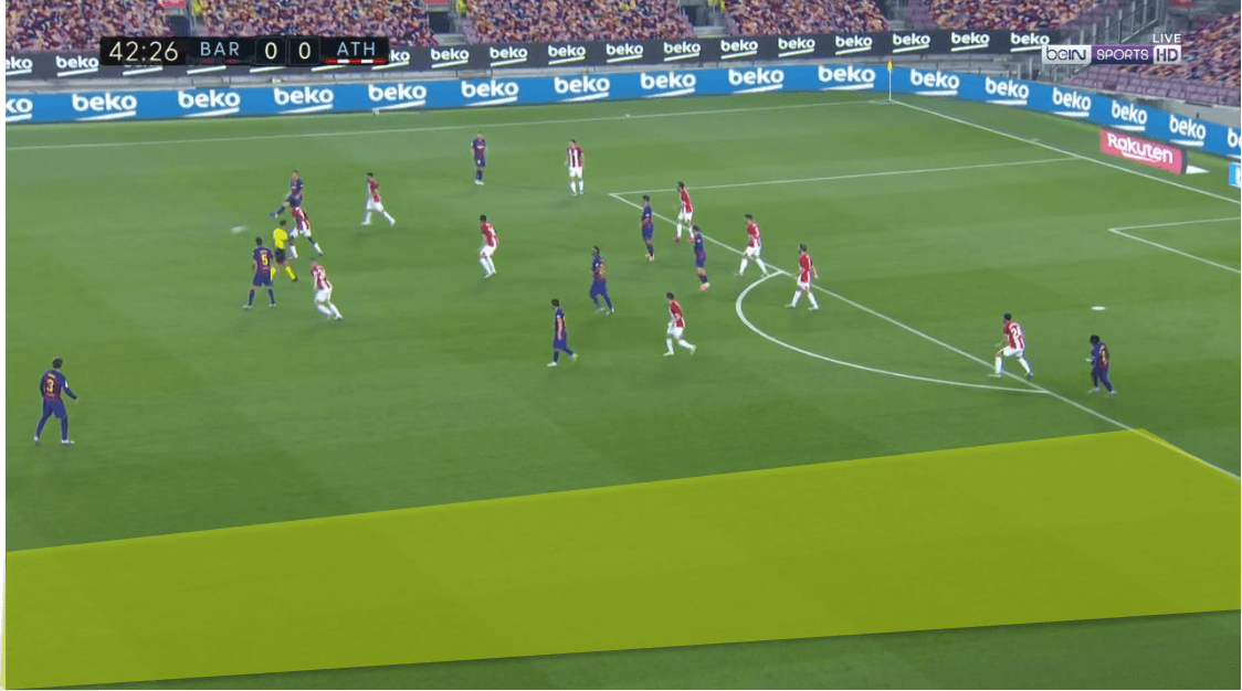 Barcelona's struggling attack - tactical analysis tactics
