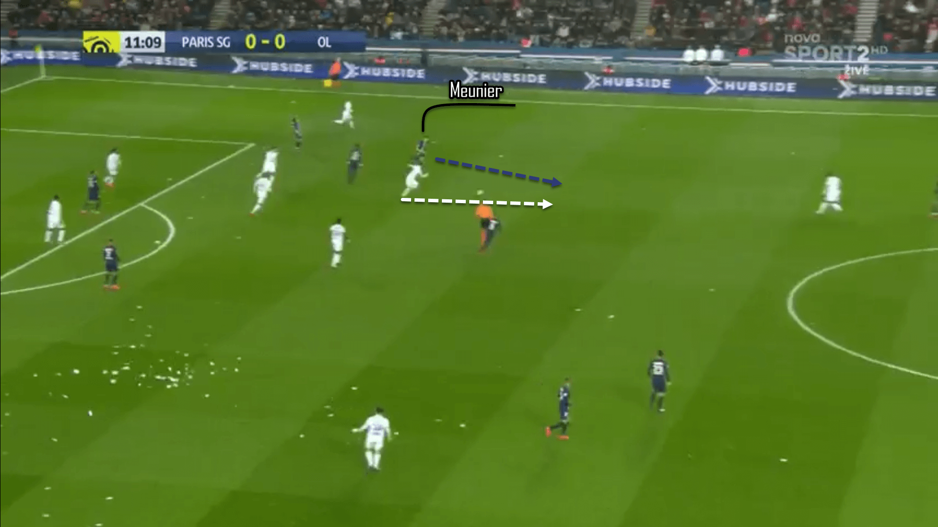 Thomas Meunier at Borussia Dortmund 2019/20 - scout report tactical analysis tactics