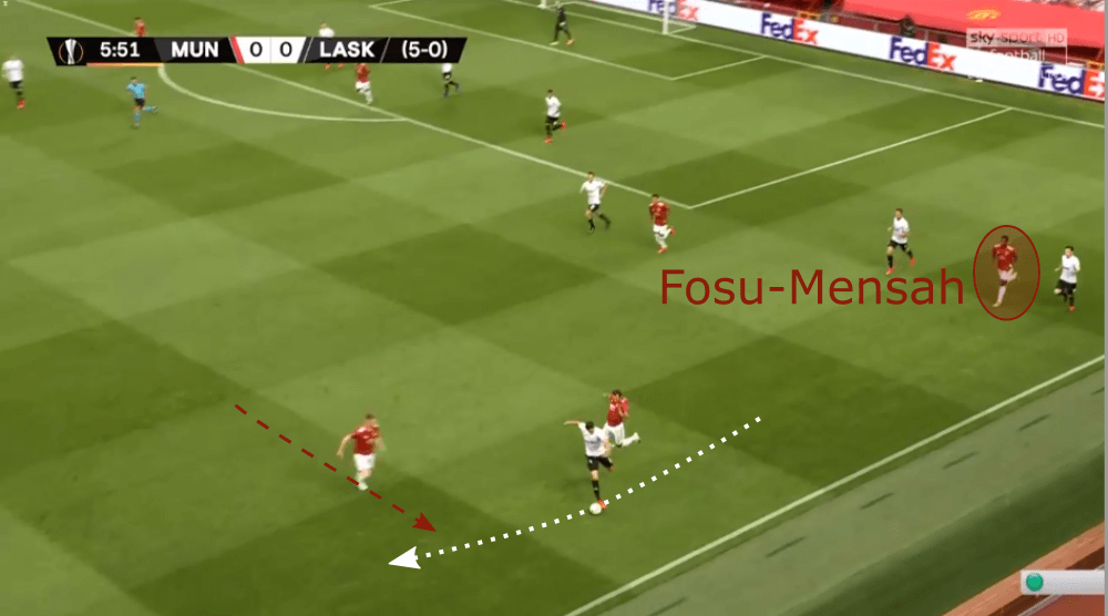 UEFA Europa League 2019/20: Manchester United vs LASK Linz - tactical analysis tactics