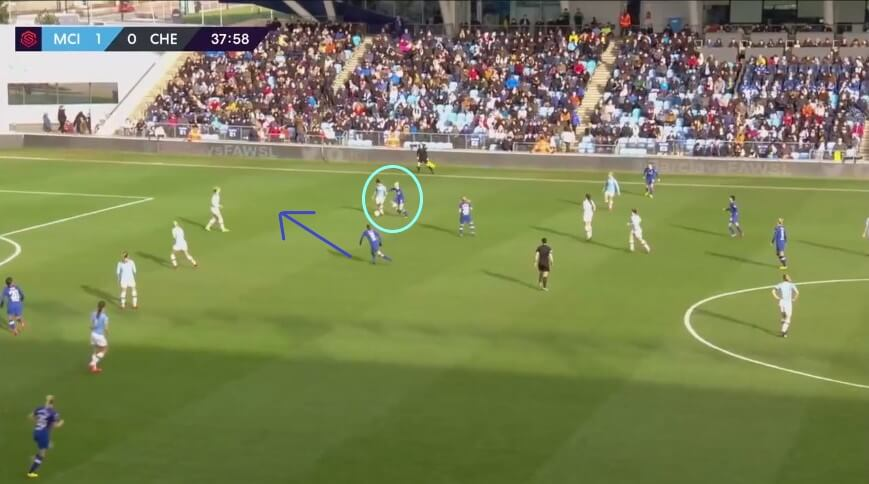 Manchester City Women: How to win the WSL again - Part 2: Defence - scout report - tactical analysis tactics