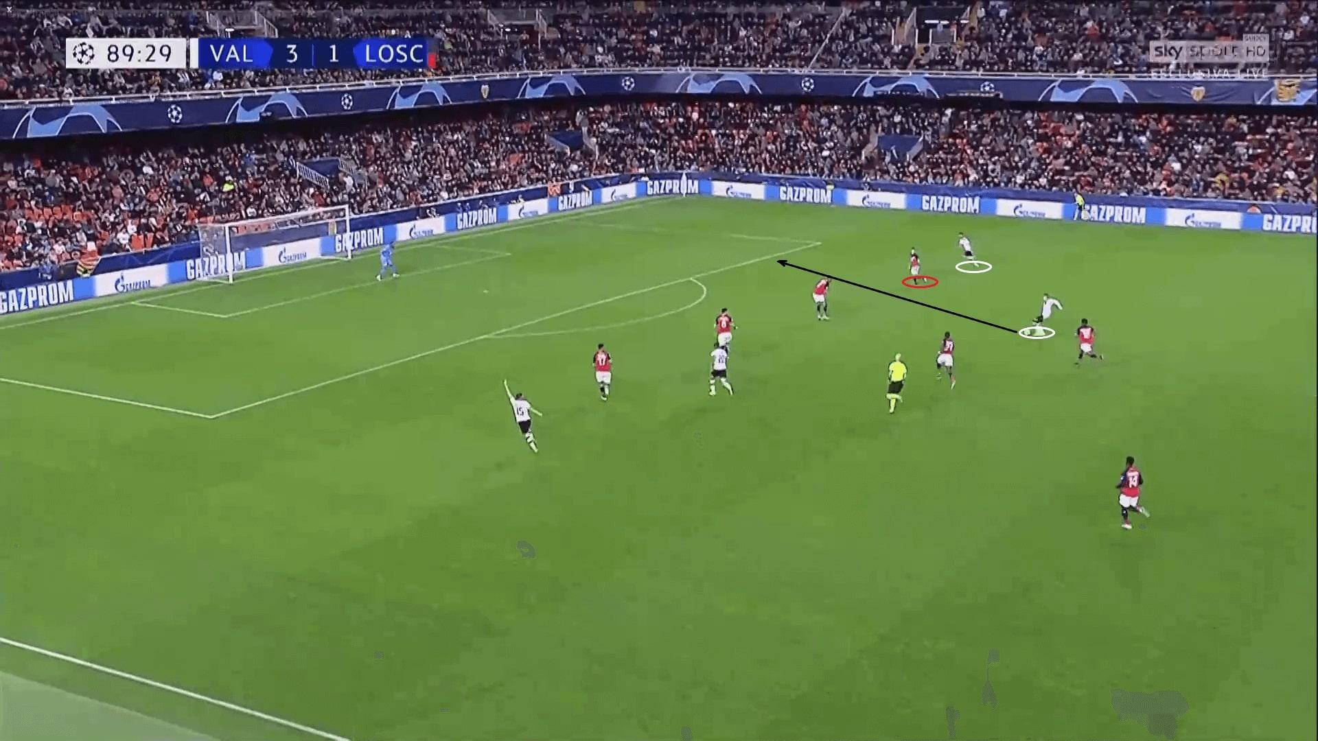 Ferran Torres at Manchester City 2020/21 - scout report - tactical analysis - tactics
