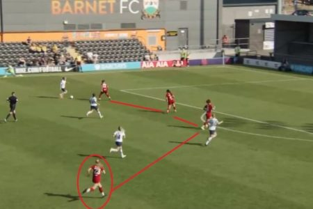 Jemma Purfield 2019/2020 - scout report - tactical analysis tactics