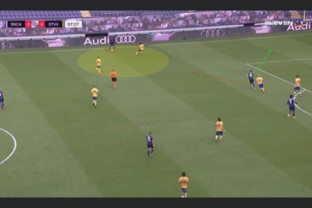 Belgian Pro League 2020/2021 – Anderlecht vs Sint-Truiden – tactical analysis tactics