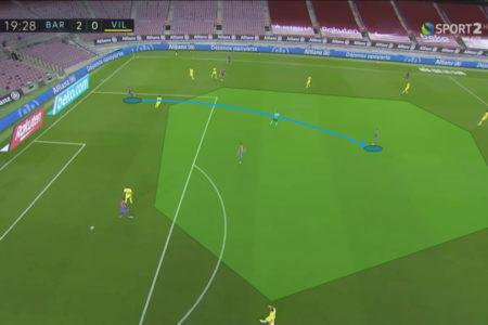 La Liga 2020/21: Barcelona vs Villarreal - tactical analysis tactics