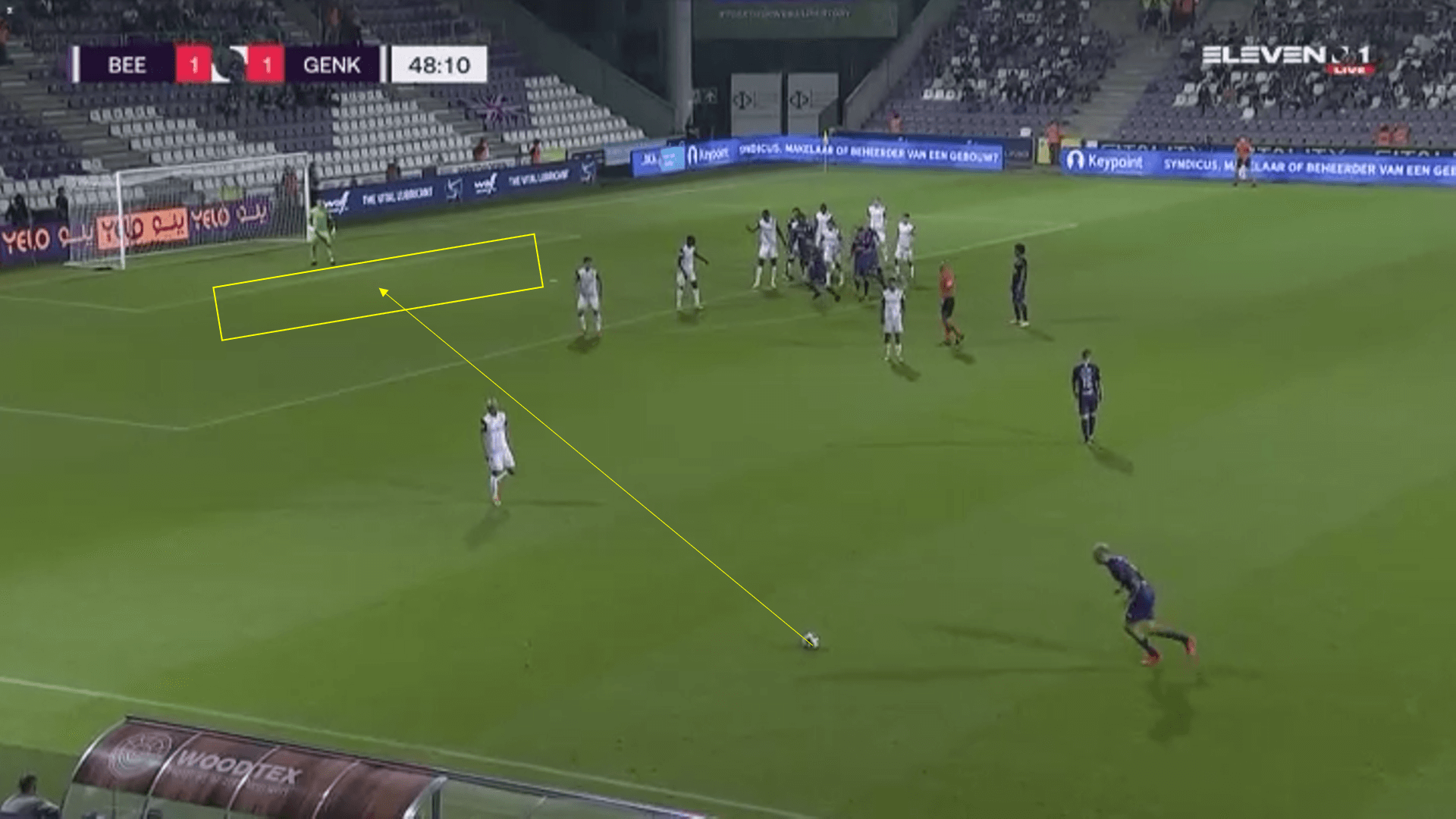 Raphael Holzhauser - taking the Belgian Pro League by storm - tactical analysis tactics