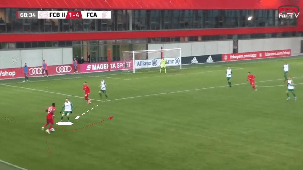 Georg Teigl at Austria Vienna 2020/21 - scout report - tactical analysis tactics
